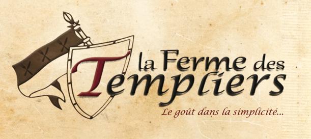 La ferme des templiers, logo
