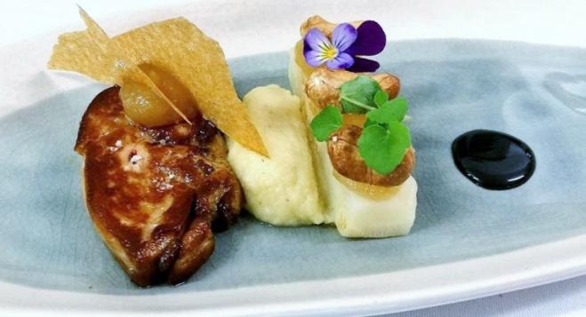 foie-gras-de-la-ferme-louis-legrand-celeri-rave-boscop-noix-de-cajou-reduction-balsamique-au-tonka
