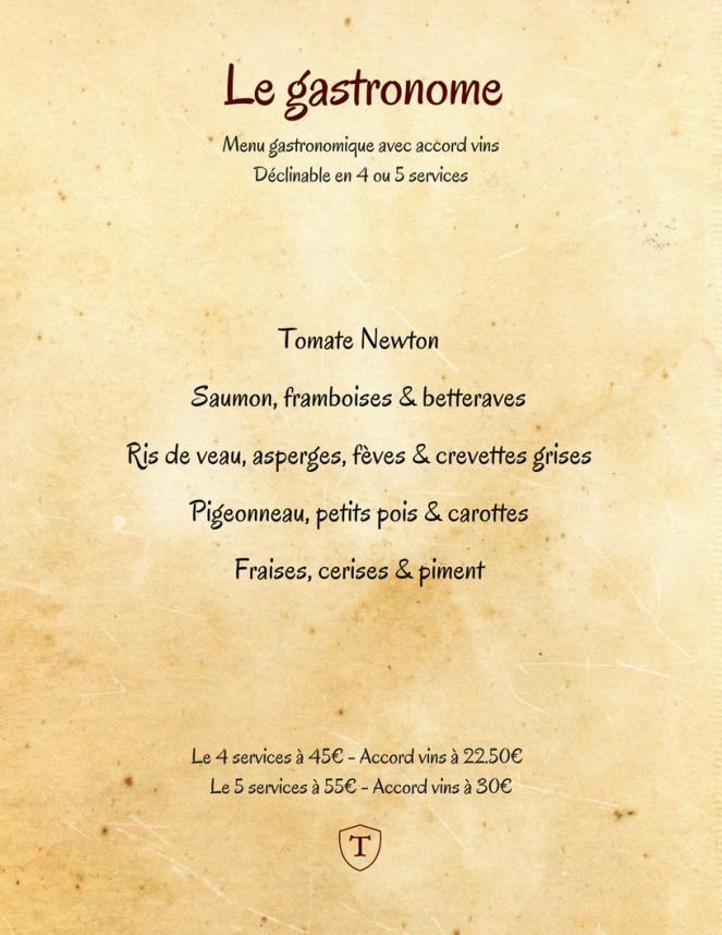Gastronome Juin